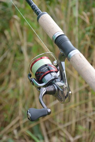 Testbericht Shimano Stradic FK   Shimano Austria Fishing Team